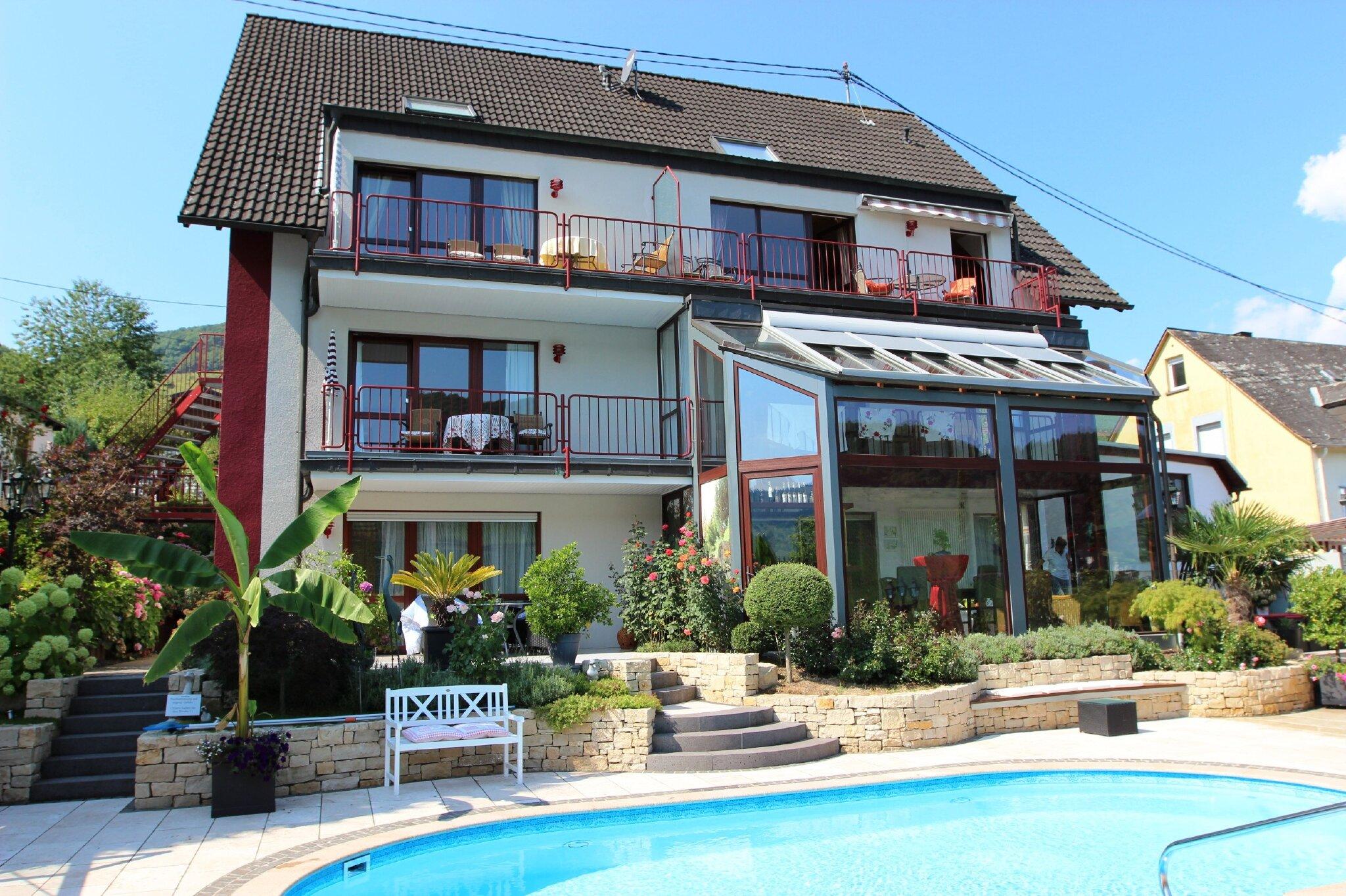 1. Schlafzimmer FEWO 2