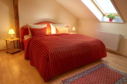 Ferienwohnung Jana - Schlafzimmer 1