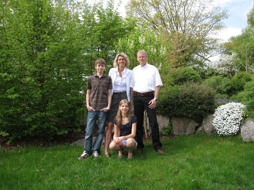 Vermieter Familie