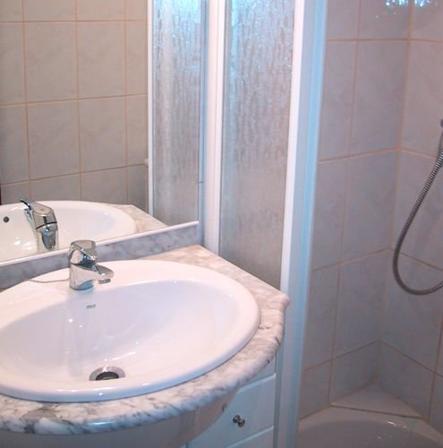 Zweites Duschbad/WC