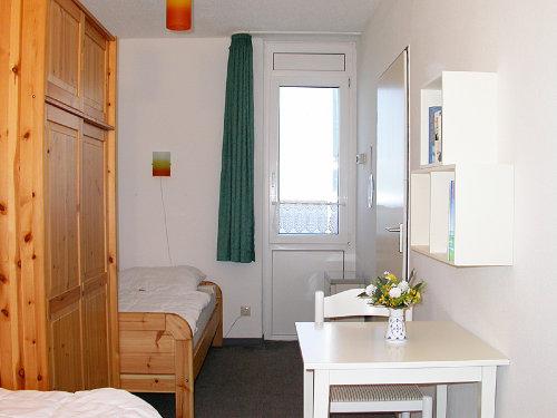 Schlafzimmer Ferienwohnung Nr. 204