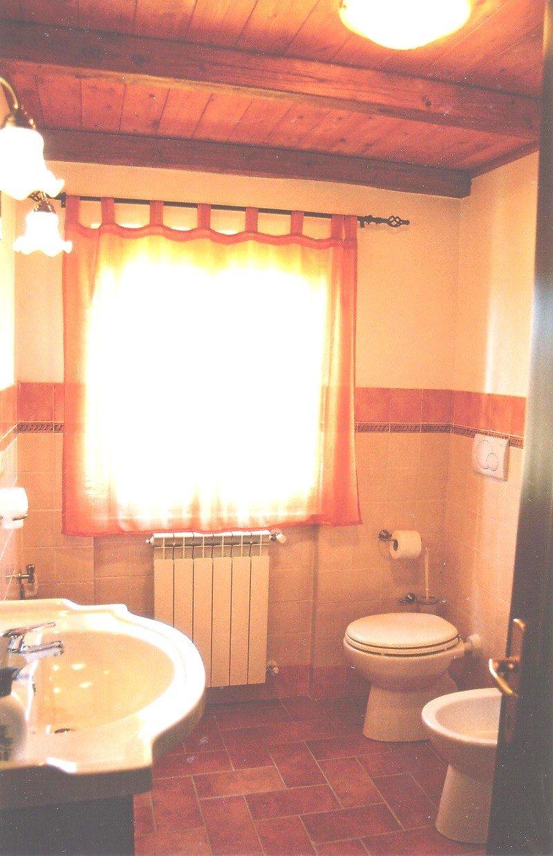 Bad Leccio mit Dusche