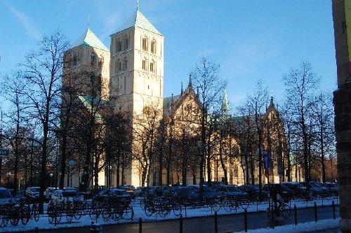 Wintereindrücke Münster's Dom