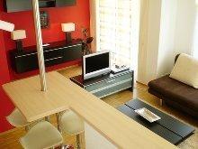 Wohnbereich mit Küchentheke