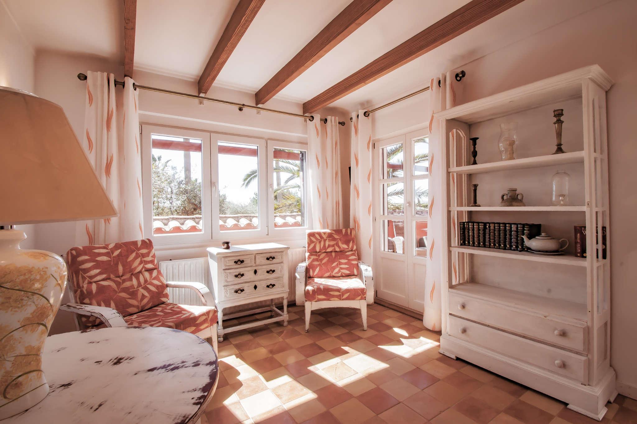 Apartement Wohnzimmer