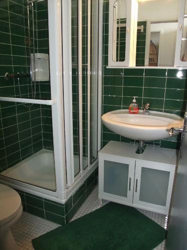 Mögliches Duschbad