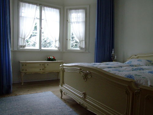 Schlafzimmer Erdgeschowohnung