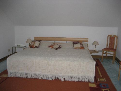 Schlafzimmer - Doppelbett