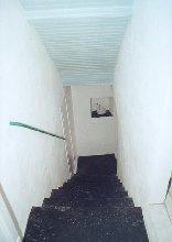 Treppe zum 1. Obergeschoss