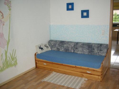 """""""Schlafzimmer 2"""" für zwei Personen"""