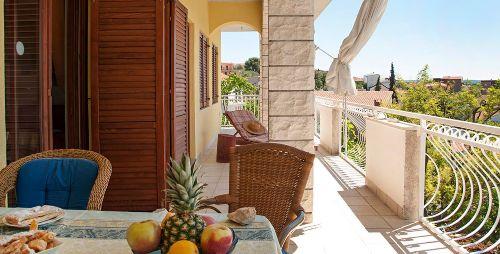 Studio 1 Gartennähe mit Terrasse