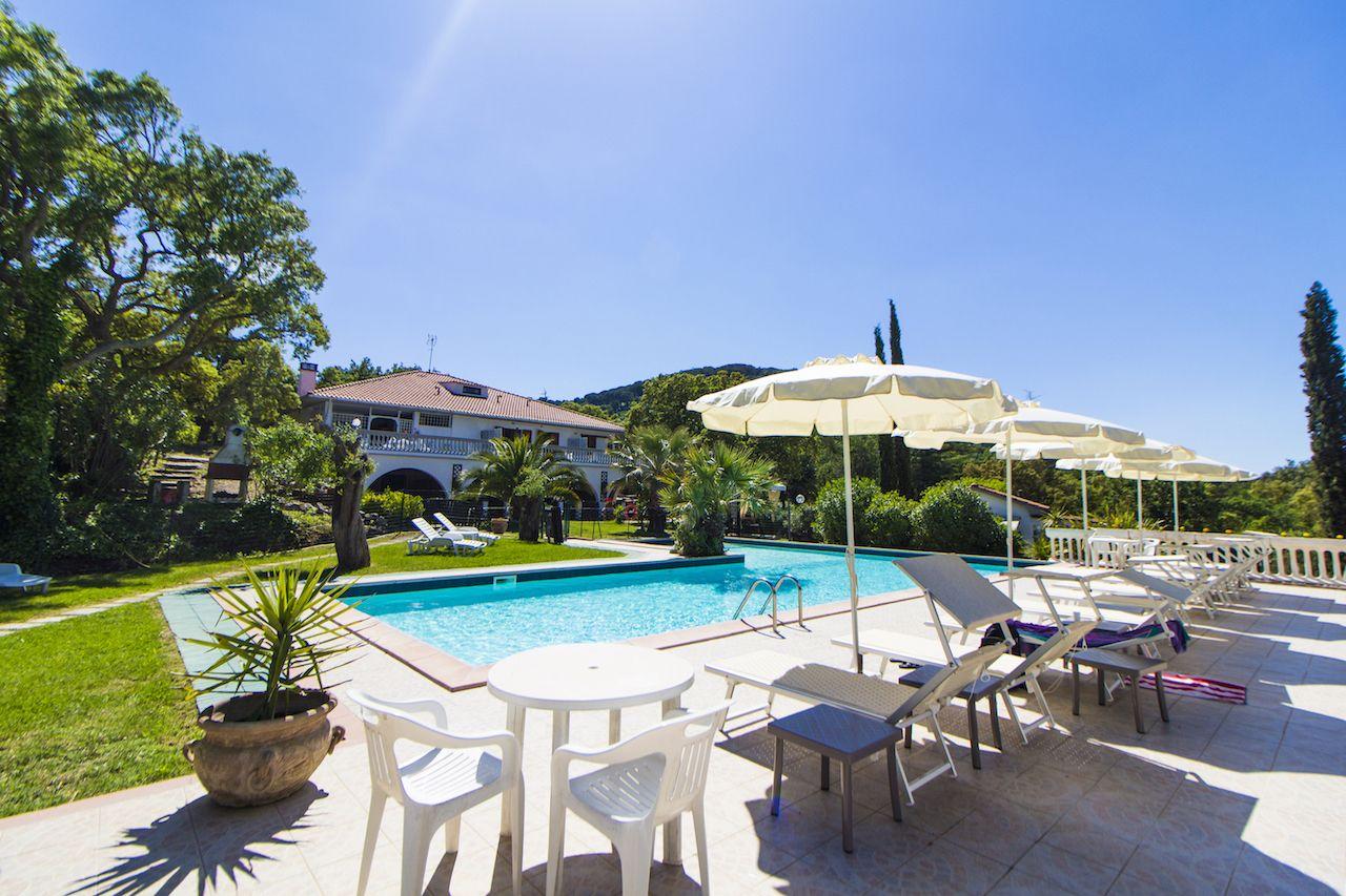 Umgebung von Luxus Ferienwohnung Residence Oasis