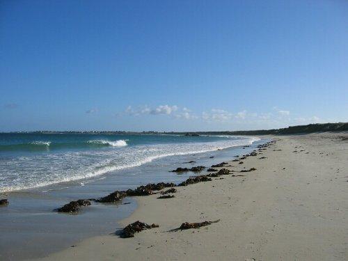 Strand Keremma , 500 Meter vom Haus