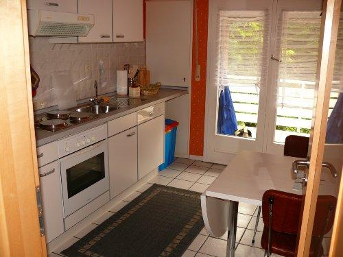 Küche / Spülmaschine / Mikrowelle /