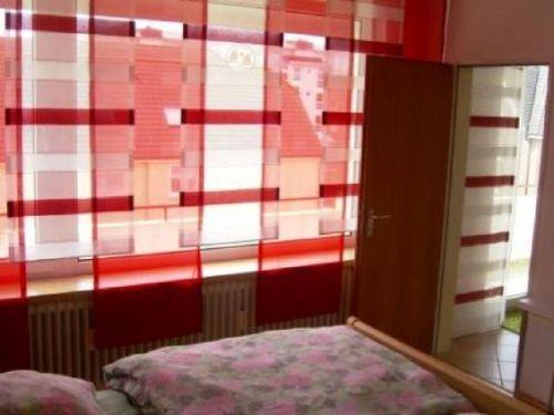 Blick zur Schlafzimmert�r