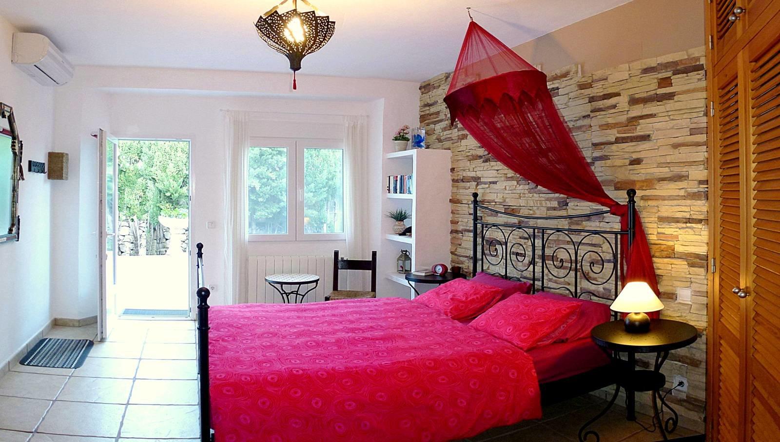 Casa Erimeli - Bad Schlafzimmer t�rkis