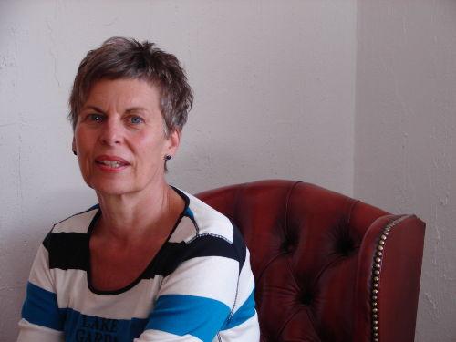 Ihre Vermieterin Frau Sibille Wiencke stellt sich vor