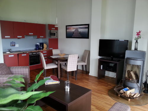 Penthouse Typ D - offene K�che