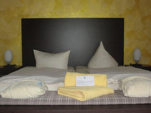 App. Typ B - Schlafzimmer