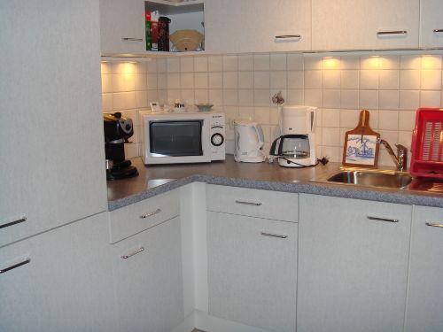 Küche, hell und freundlich