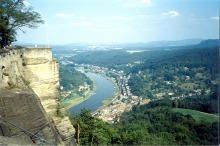 Festung Königstein - Elbsandsteingebirge