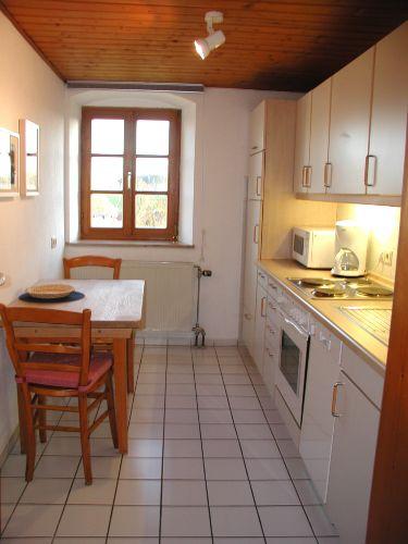 Küche Wohnung 3