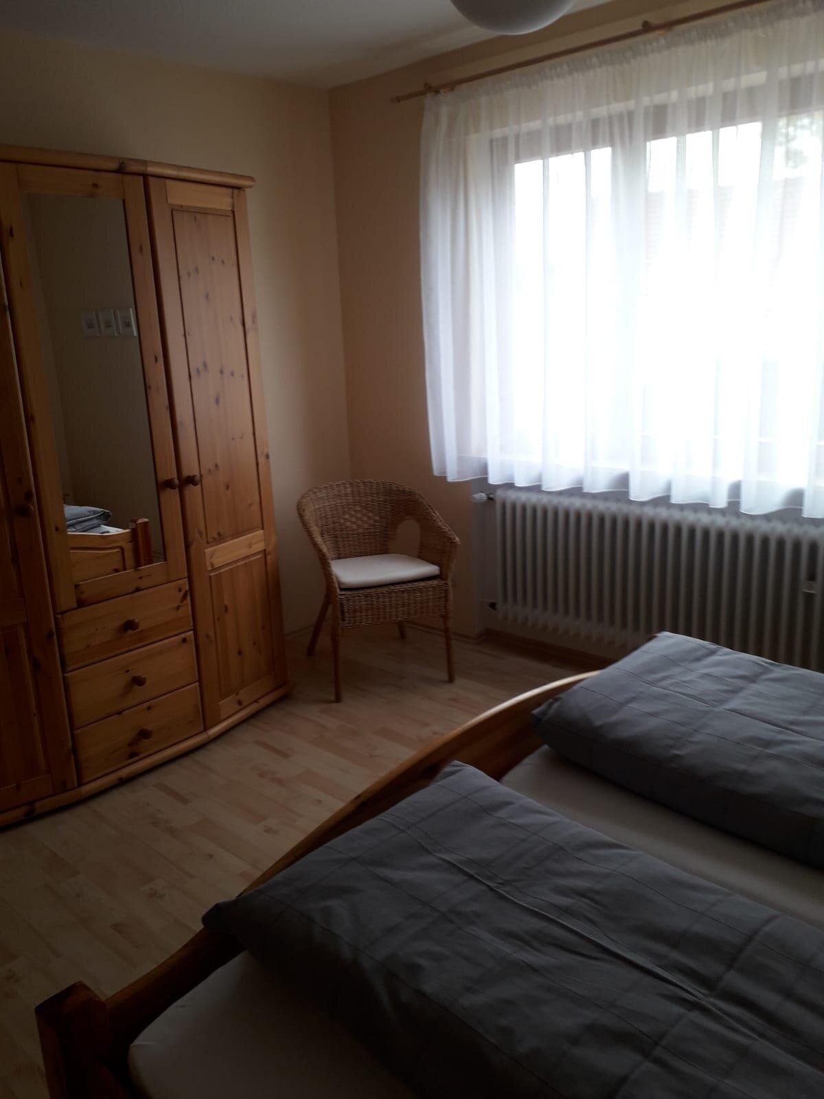 Wohnzimmer als Schlafzimmer