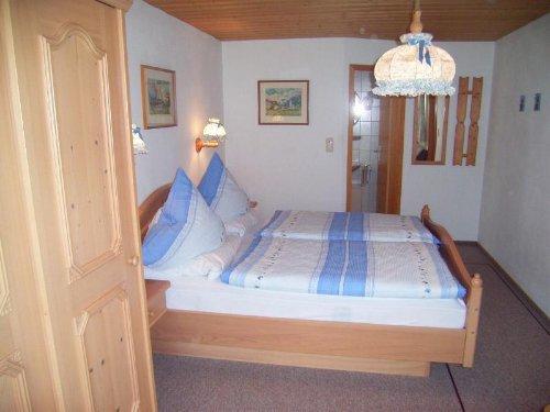 Beispiel Schlafzimmer Ferienwohnung