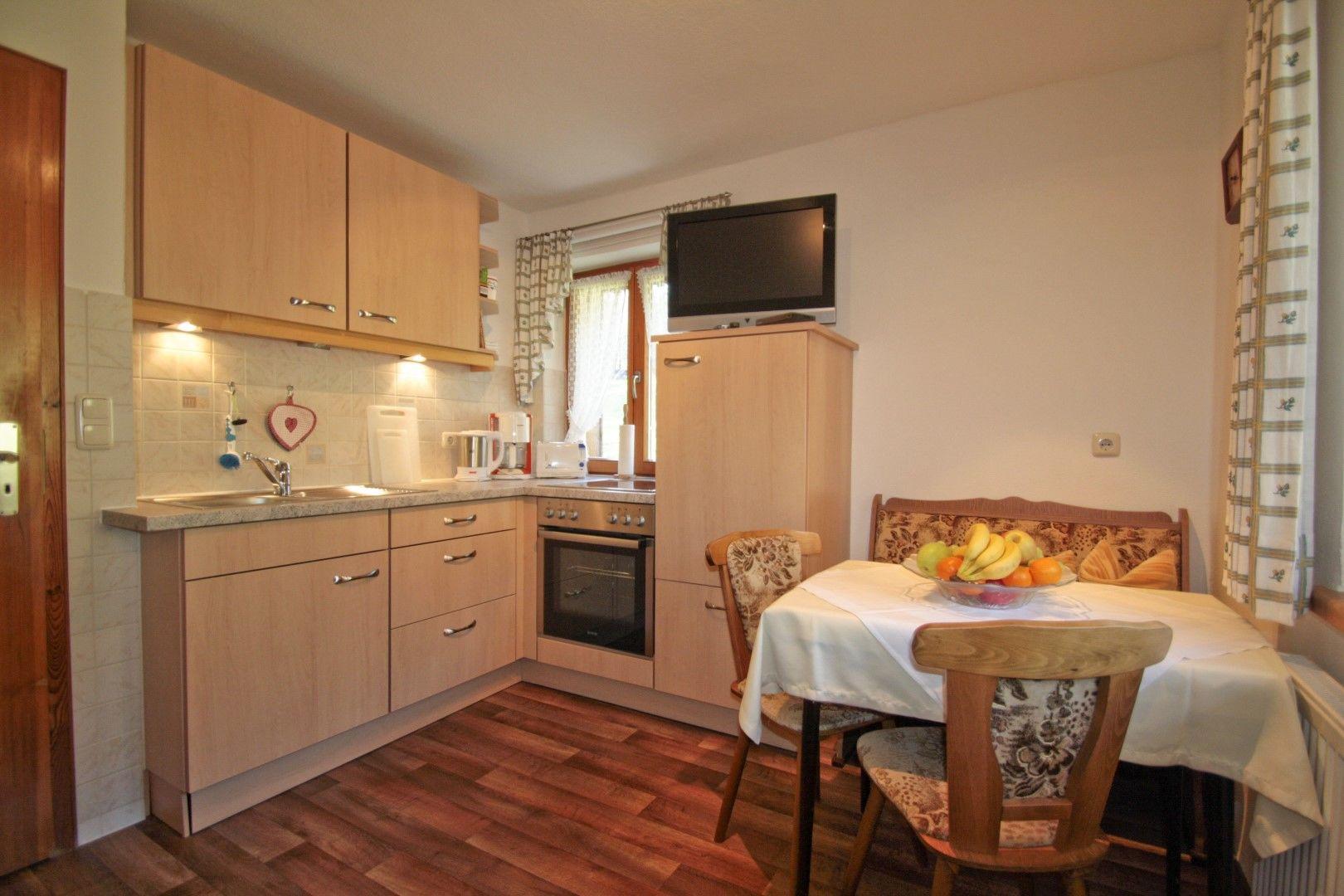 Beispiel Küche Ferienwohnung