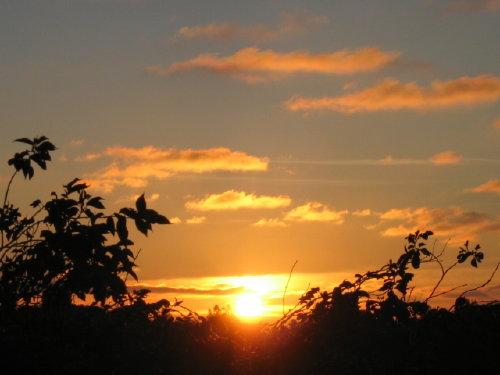 Traumhafte Sonnenuntergänge!