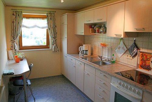Küche m.Spülmaschine u. viel Komfort