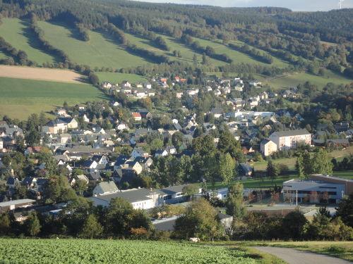 Unser Ort Königswalde ein Walhufendorf
