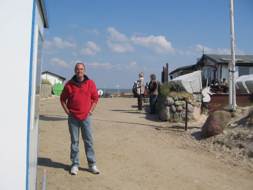 Vermieter am Strand�bergang SAMOA