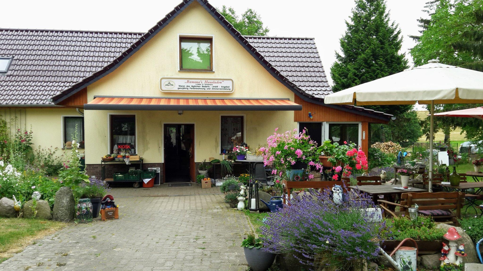 Haus & Hofladen in Krienke