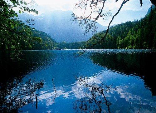 Romantischer See, 20 Minuten ab Haus