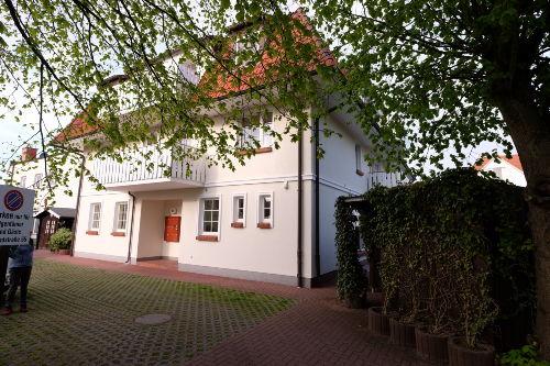 Haus Strandstrasse/Fewo Menz