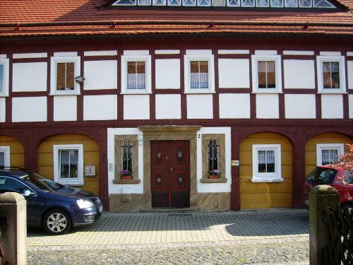 Wohnhaus mit Urlauberwohnung 1.Etage