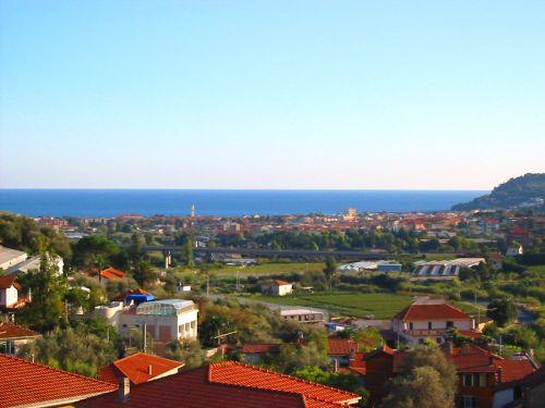 Meerblick - nur 3 km vom Meer