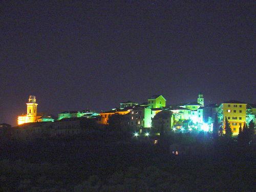 Sch�ne Aussicht auf Castello