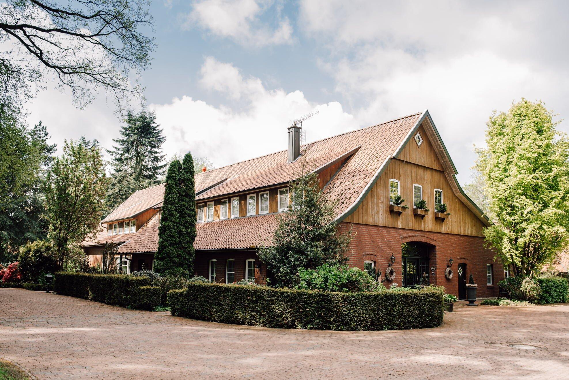 Luftbild Ferienhof Werner
