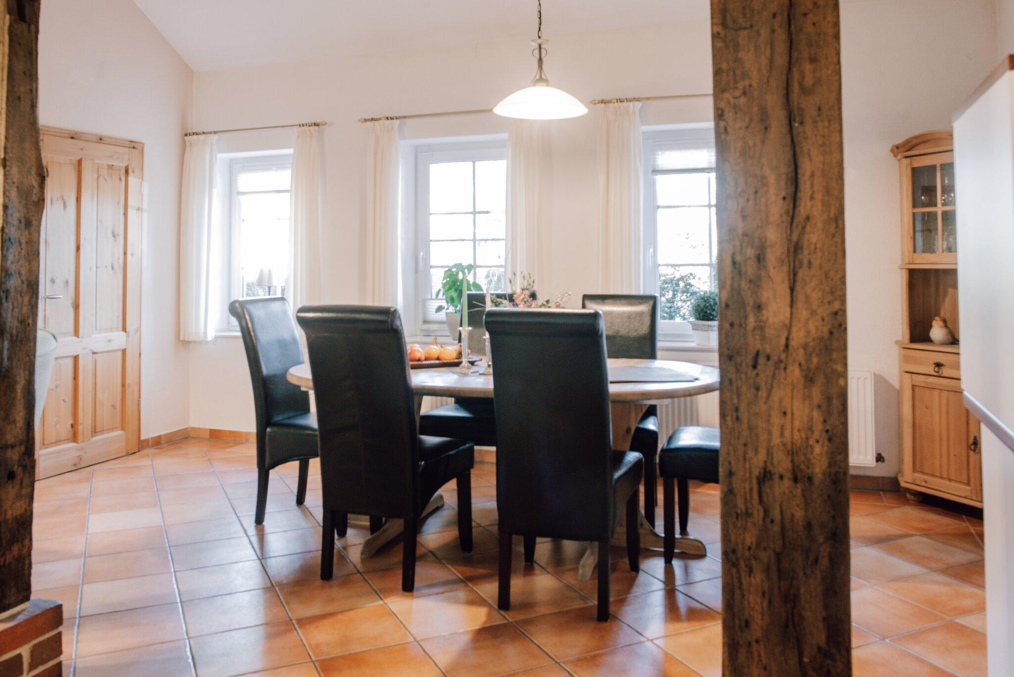 Schlafzimmer (Wohnung 3)