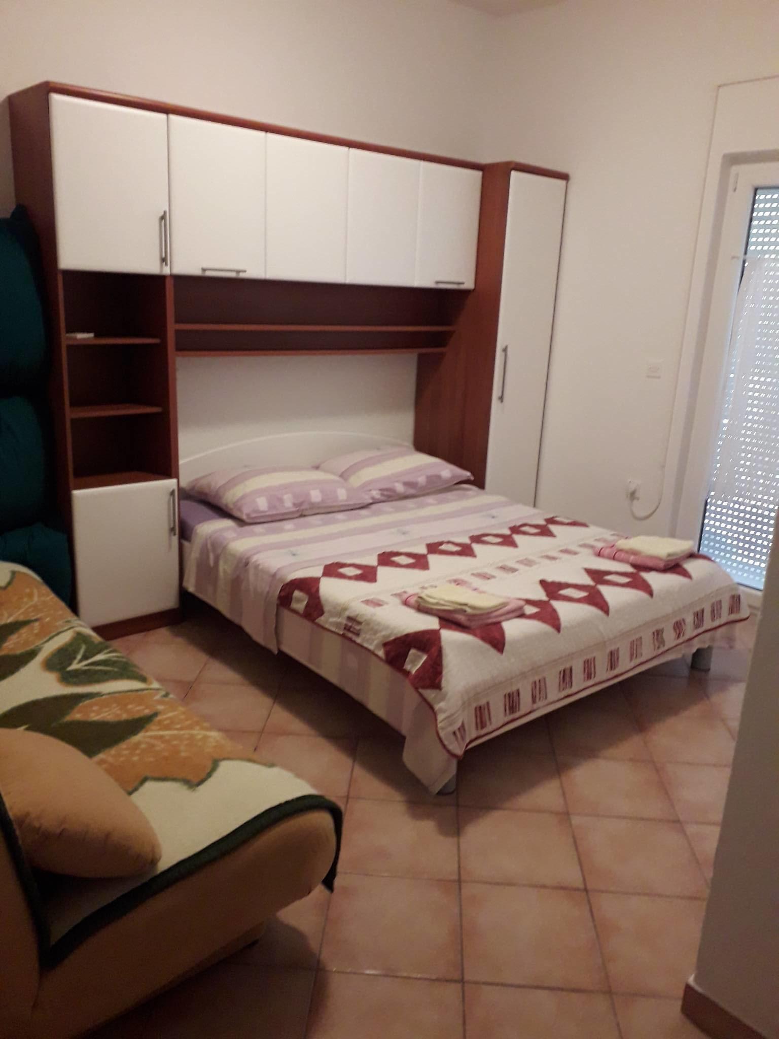 Dritte Schlafzimmer mit BZ + Terrassen