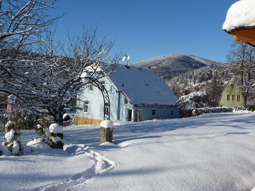 Blue Pension - Winter