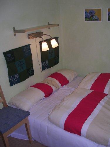 gr�nes Schlafzimmer