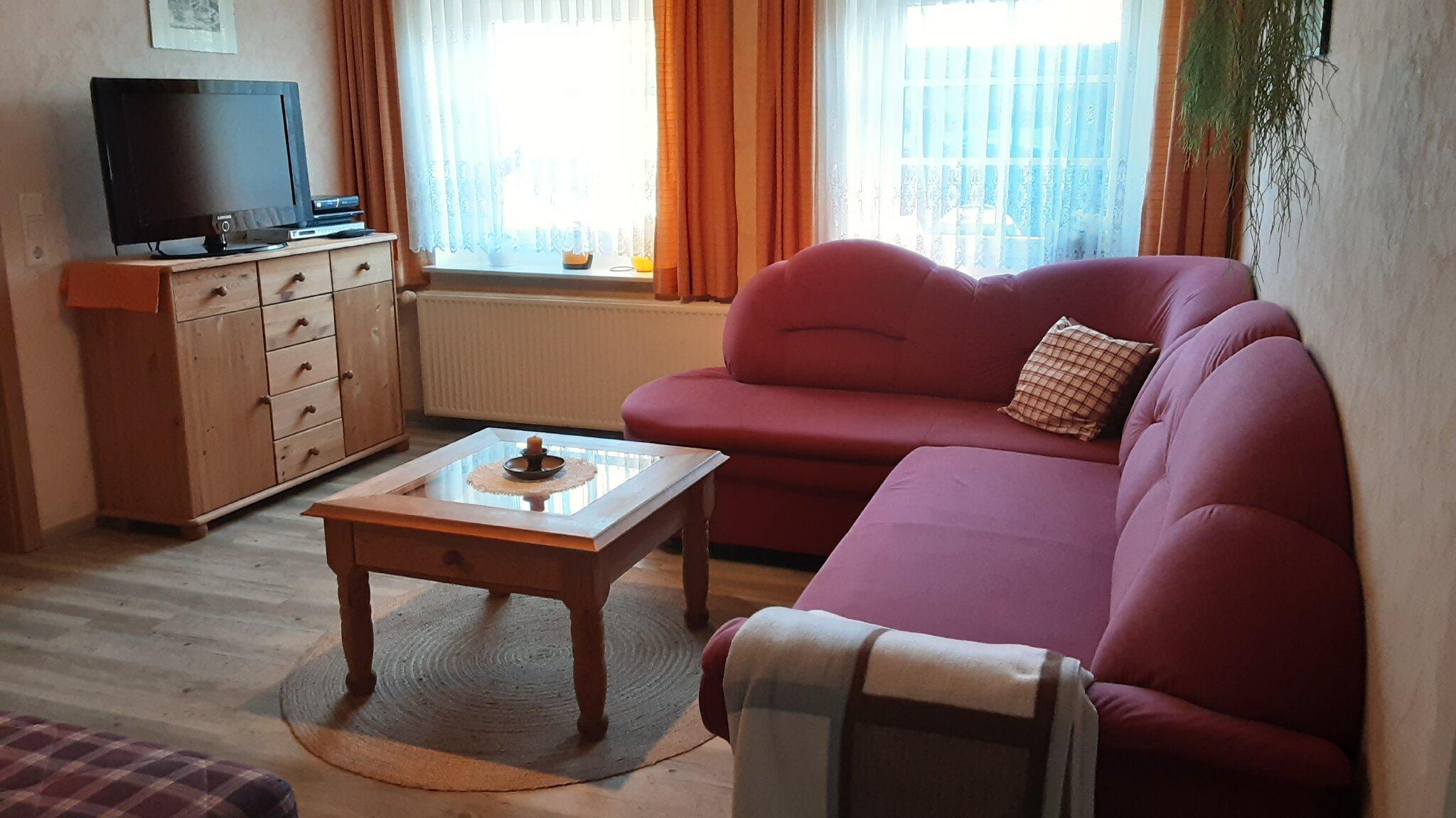 Wohnzimmer / Sitzecke