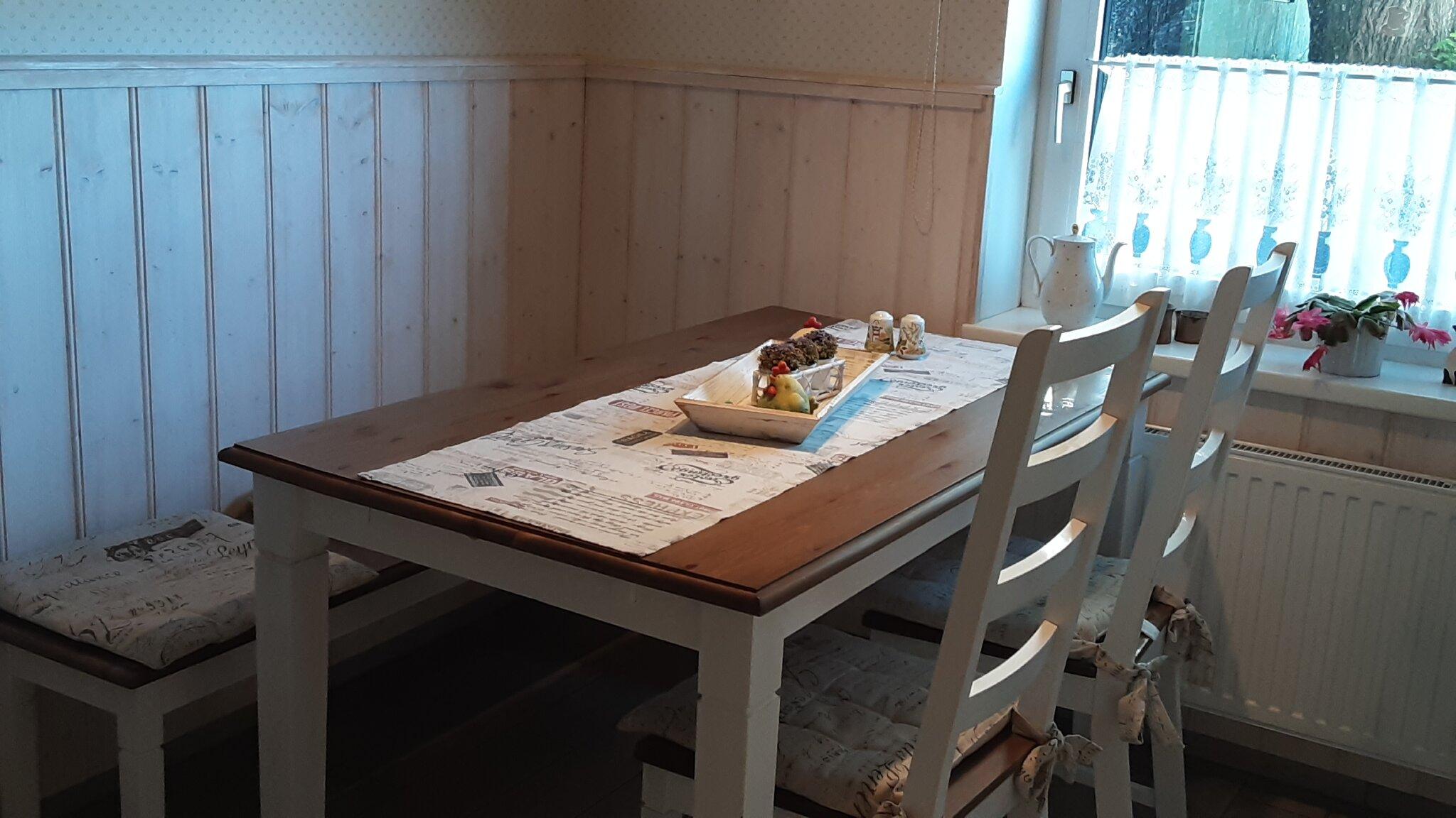 Küche - Essplatz