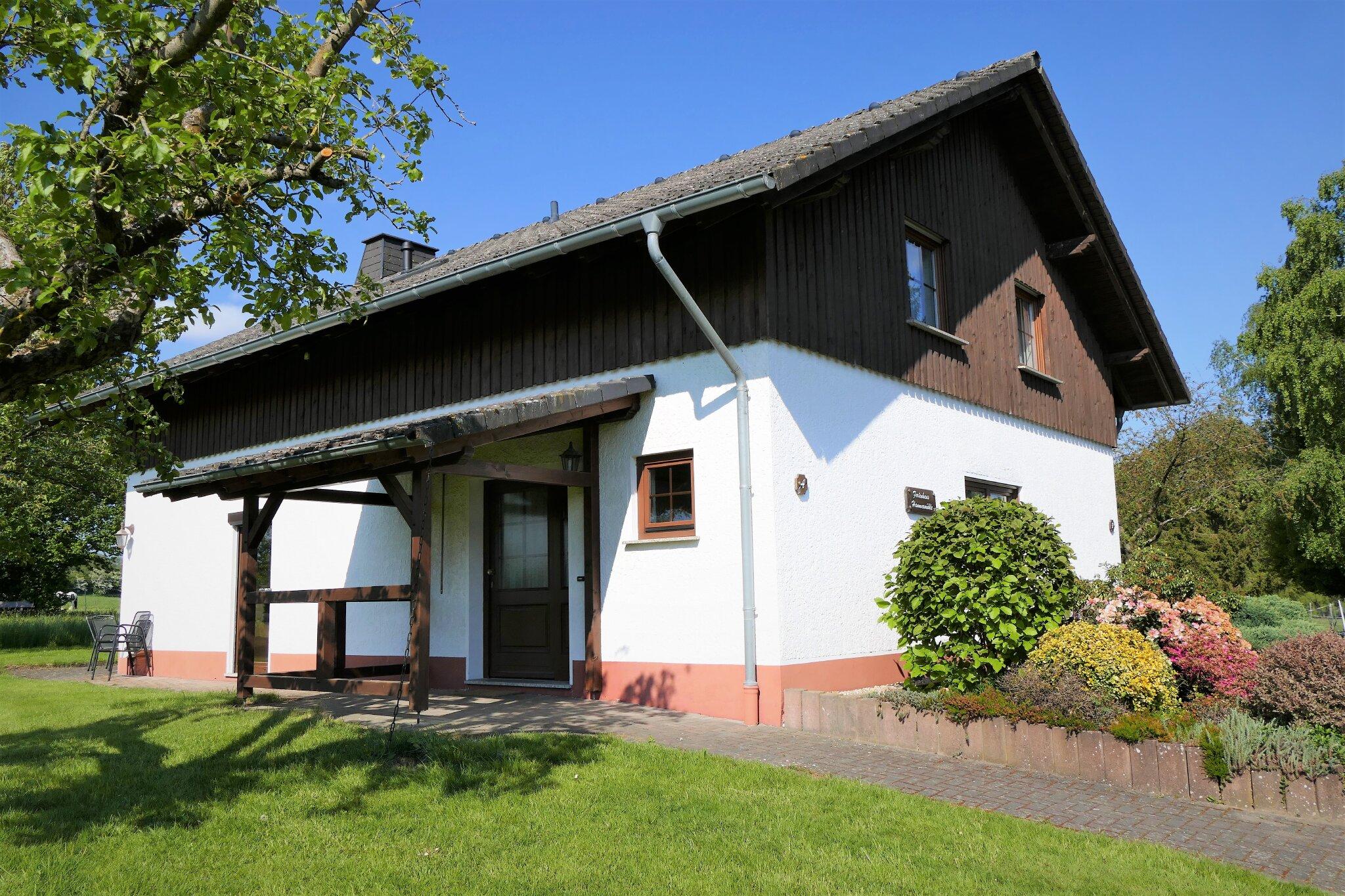 Ferienhaus-Hammerm�hle, Eingang A