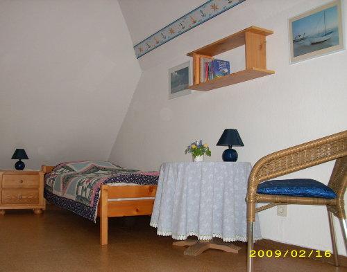2.OG. Schlafzimmer mit 2 Einzelbetten