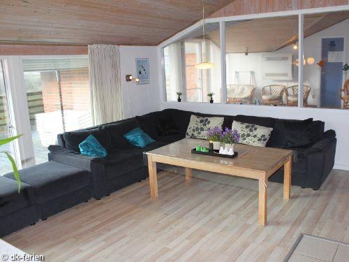 Wohnbereich Tingodden Strandhus