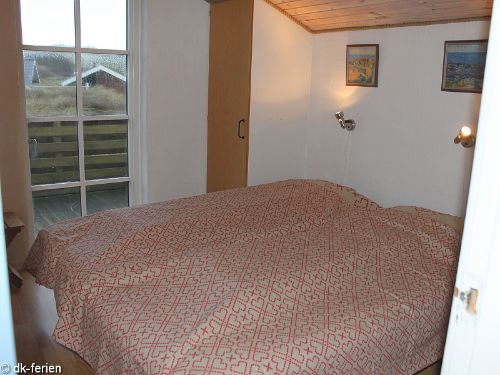 Schlafzimmer Tingodden Strandhus